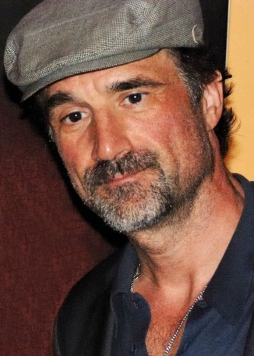 Elias Koteas during the Let Me In premiere at the SVA Theatre in New York, NY on September 30, 2010
