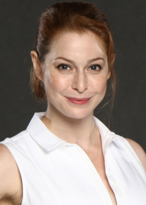 Esmé Bianco as seen in a picture taken at the 2014 Florida Supercon on July 6