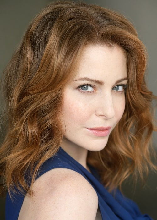 Esmé Bianco as seen in a picture taken on October 11, 2014