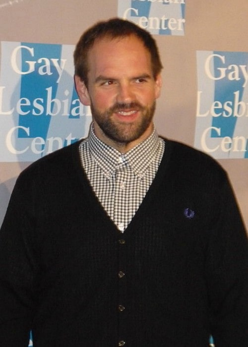 Ethan Suplee at 19th GLAAD Media Awards in May 2008