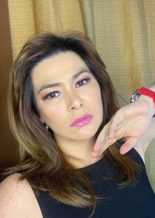 Filipino actress and politician Aiko Melendez