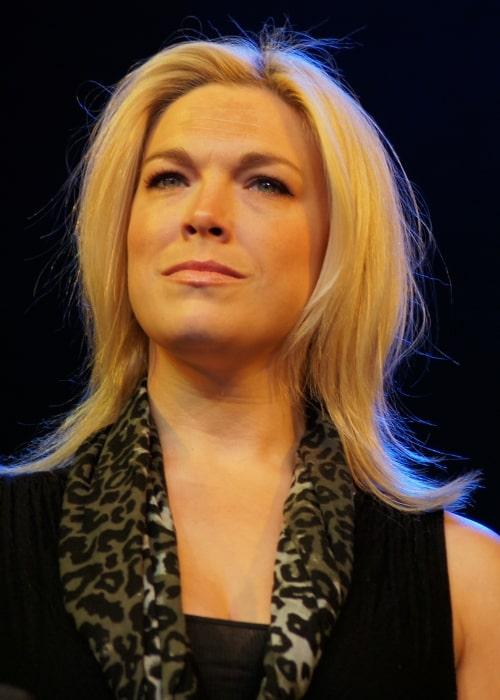 Hannah Waddingham as seen in June 2010