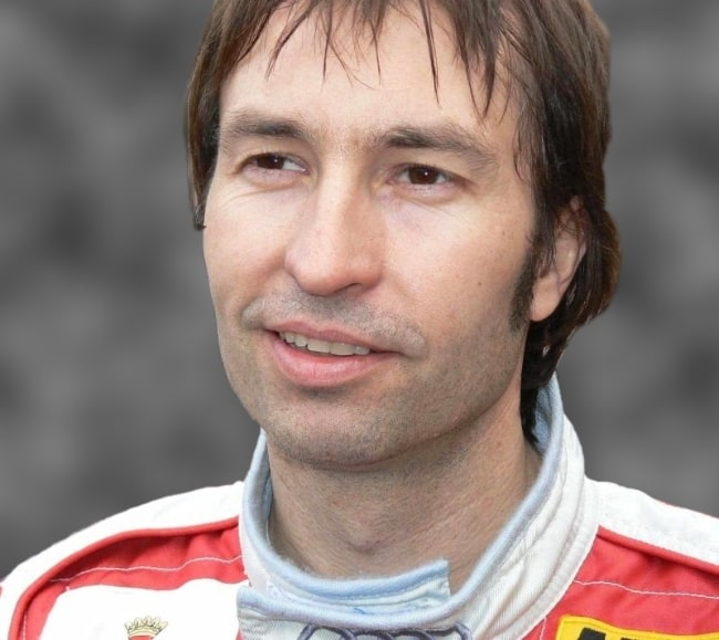 Heinz-Harald Frentzen as seen in 2006