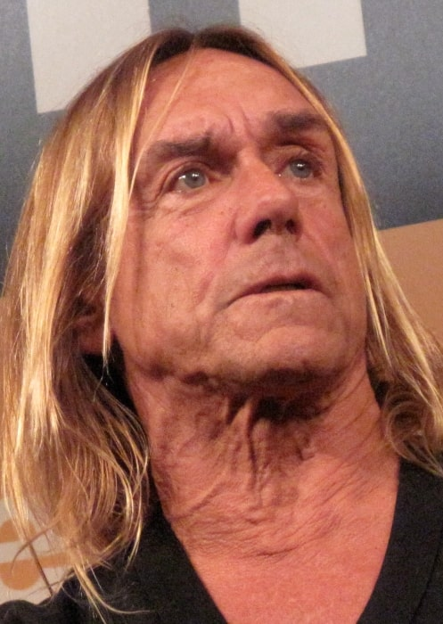 Iggy Pop as seen in June 2009