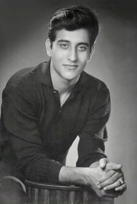 Indian actor and politician Vinod Khanna