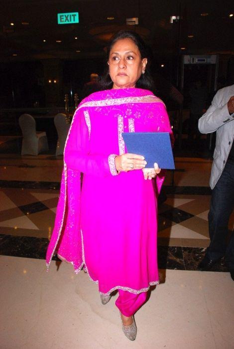 Indian actress and politician Jaya Bachchan