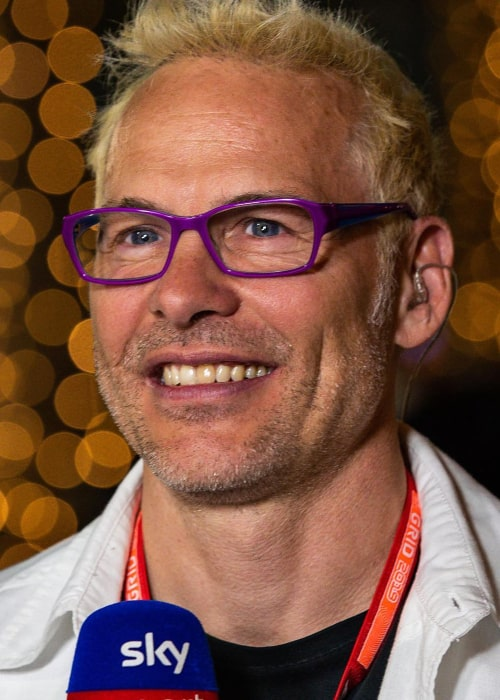 Jacques Villeneuve as seen in an Instagram Post in March 2019