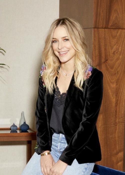 Jenny Mollen as seen in December 2018
