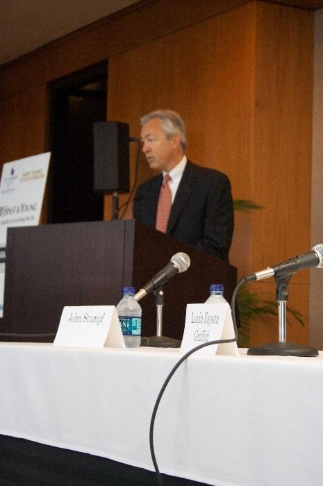 John G. Stumpf as seen in 2009