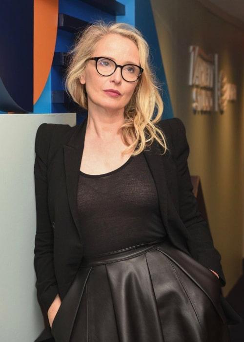 Julie Delpy as seen in an Instagram Post in September 2019