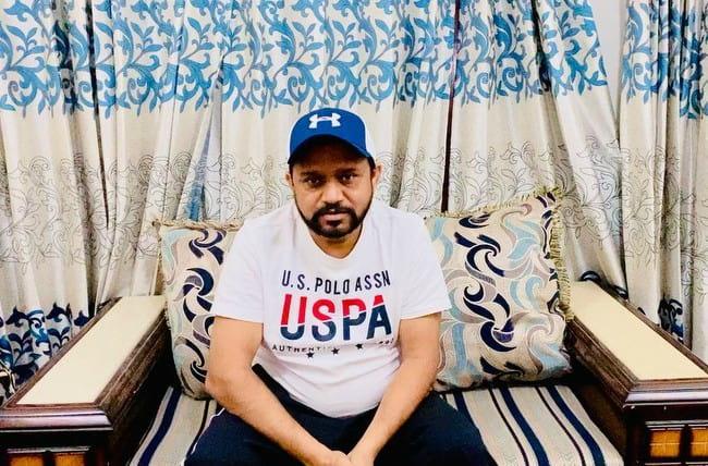 Karamjit Anmol in an Instagram post in May 2020