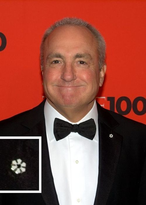 Lorne Michaels as seen at the Time 100 gala in 2010