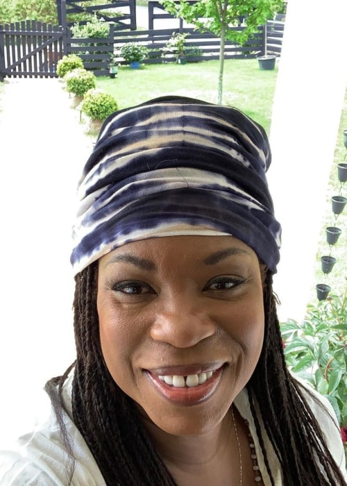 Lorraine Toussaint as seen in an Instagram Post in May 2020