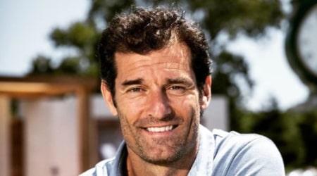 Mark Webber Height, Weight, Age, Body Statistics