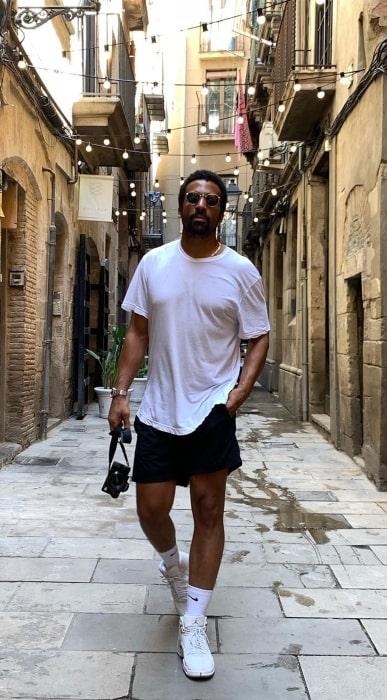 Matte Babel in Italy in July 2019