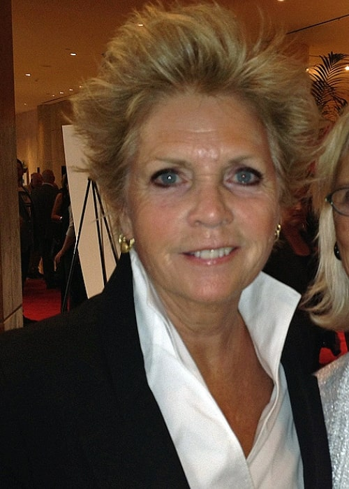Meredith Baxter as seen in a picture taken on May 18, 2013