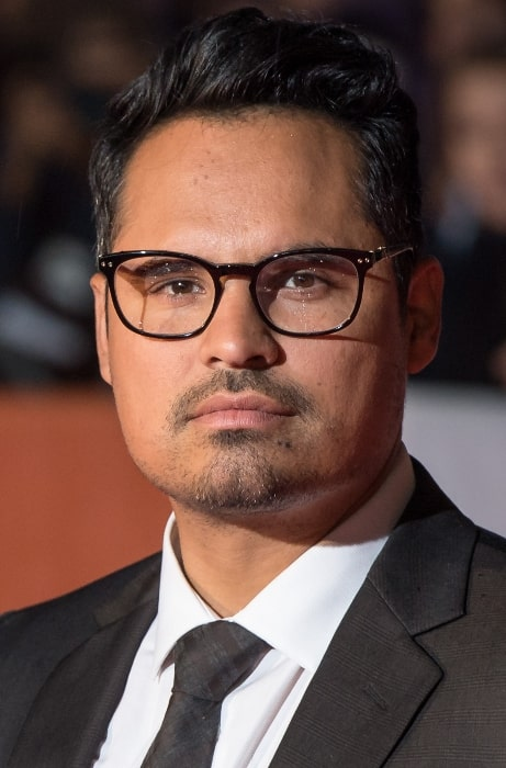 Michael Peña attending the world premiere for 'The Martian' on day two of the Toronto International Film Festival at the Roy Thomson Hall on September 11, 2015, in Toronto, Canada