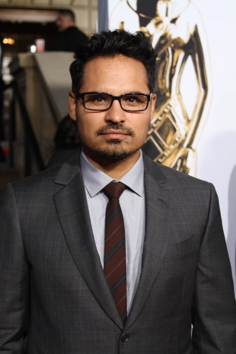 Michael Peña pictured at the 2014 Alma Awards