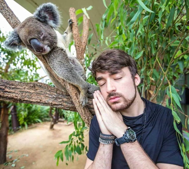 Oliver Heldens as seen in January 2020