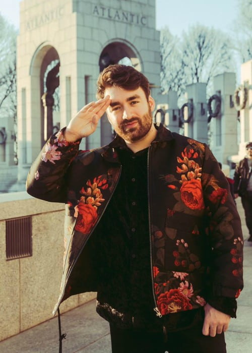 Oliver Heldens in an Instagram post in March 2020