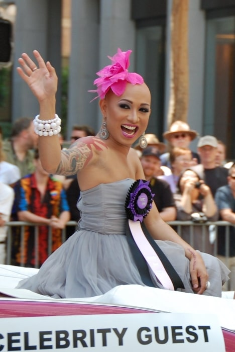 Ongina as seen in 2009