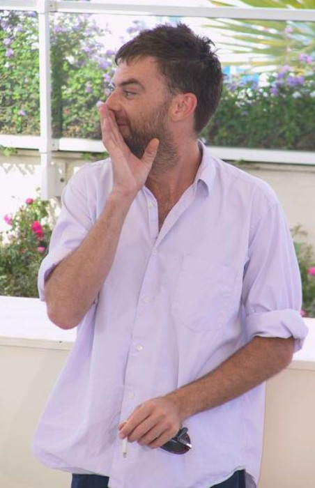 Paul Thomas Anderson at the Cannes Film Festival in 2005