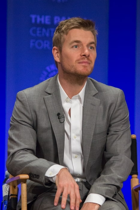 Rick Cosnett as seen at the PaleyFest 2015 presentation for 'The Flash'
