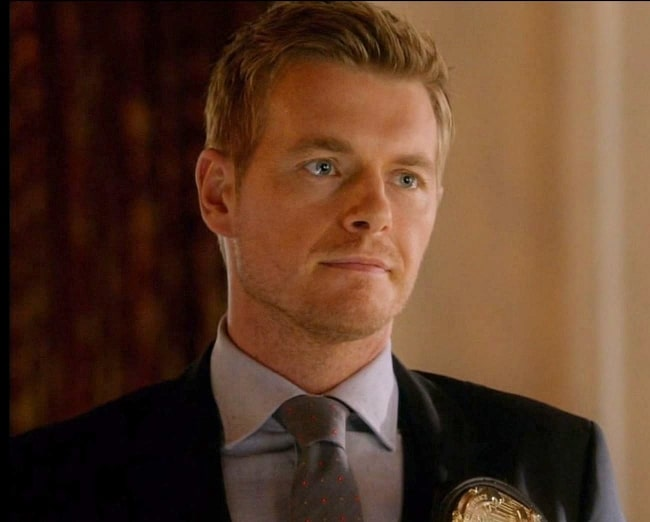 Rick Cosnett as seen in October 2014