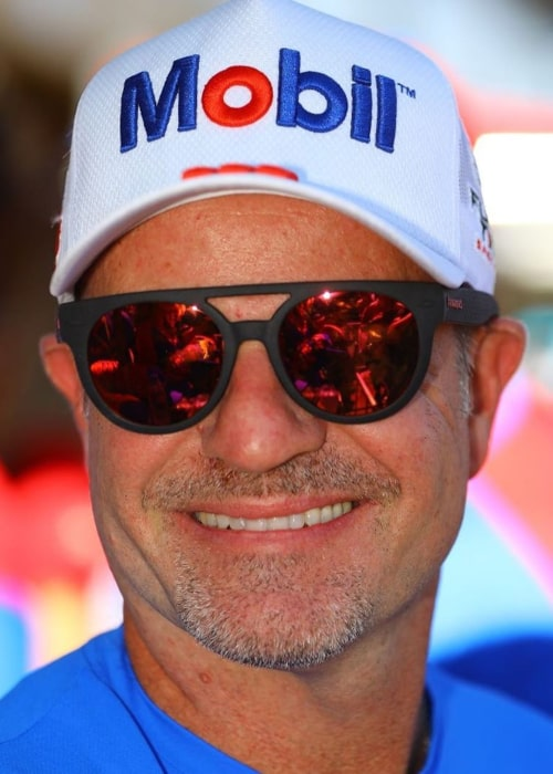 Rubens Barrichello as seen in an Instagram Post in December 2019
