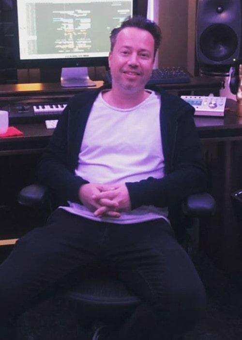 Sander van Doorn as seen in October 2019