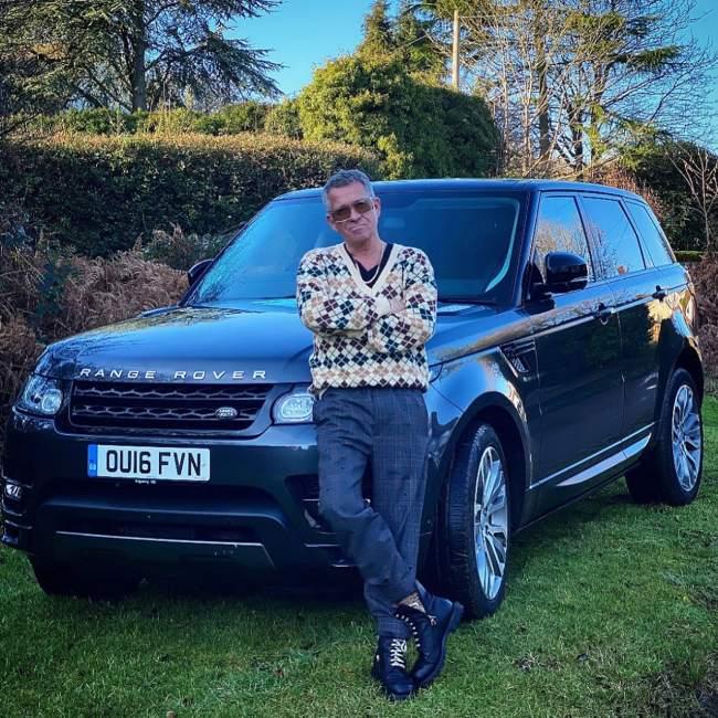 Sean Pertwee as seen in December 2019