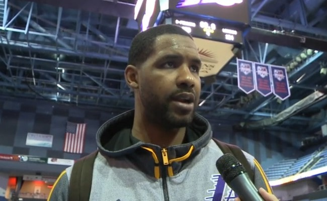 Shawne Williams during an interview in January 2014