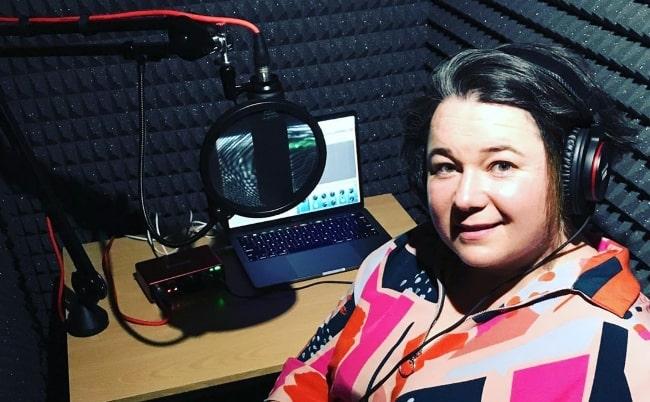 Shelley Longworth as seen in Royal Tunbridge Wells in March 2020