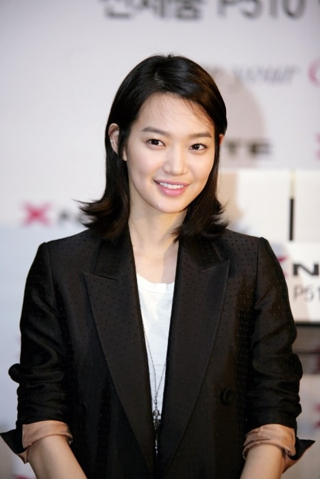 Shin Min-a as seen in February 2009
