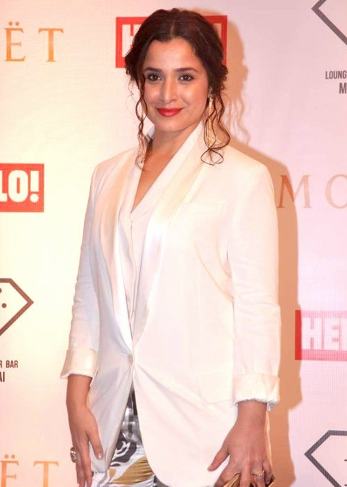 Simone Singh as seen in July 2012