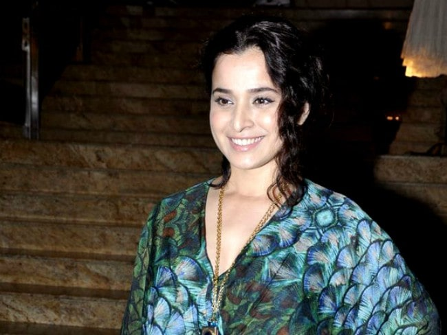 Simone Singh at Lakme Fashion Week in 2012