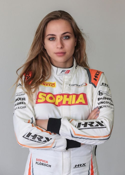 Sophia Flörsch as seen in an Instagram Post in March 2020