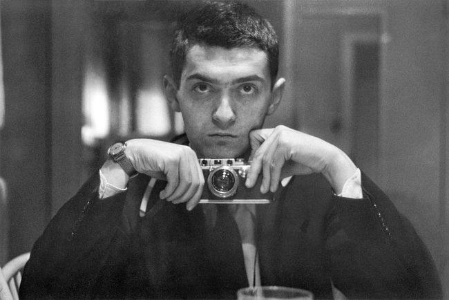 Stanley Kubrick as seen in 1949