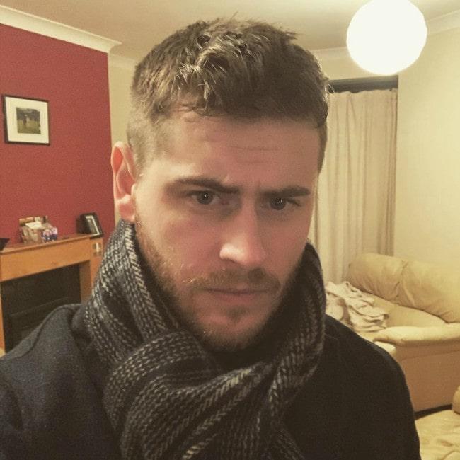 Terroriser in a selfie as seen in December 2019