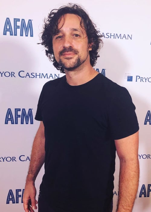 Thomas Ian Nicholas as seen in an Instagram Post in November 2019