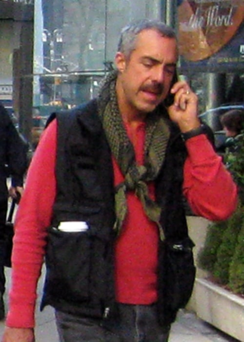 Titus Welliver as seen in a picture taken New York City on March 9, 2010