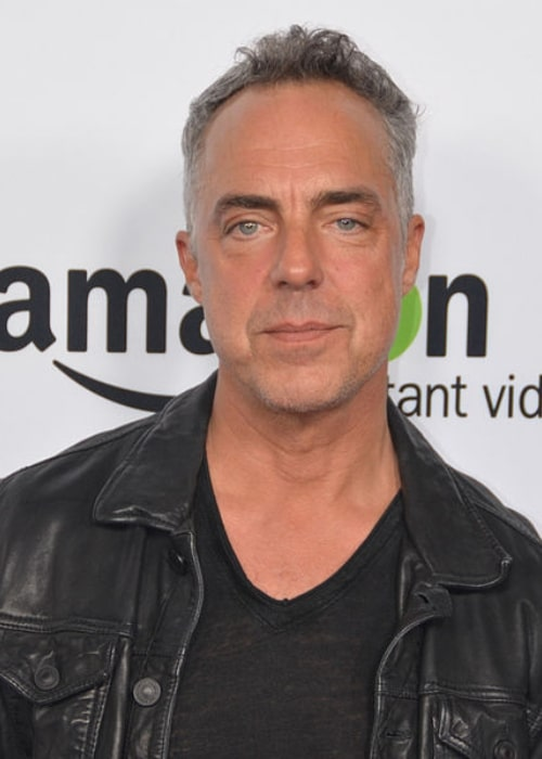 Titus Welliver as seen in a picture taken on June 8, 2015