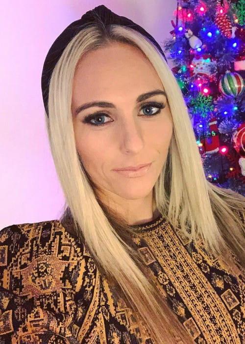 Toni Duggan in an Instagram selfie as seen in January 2020