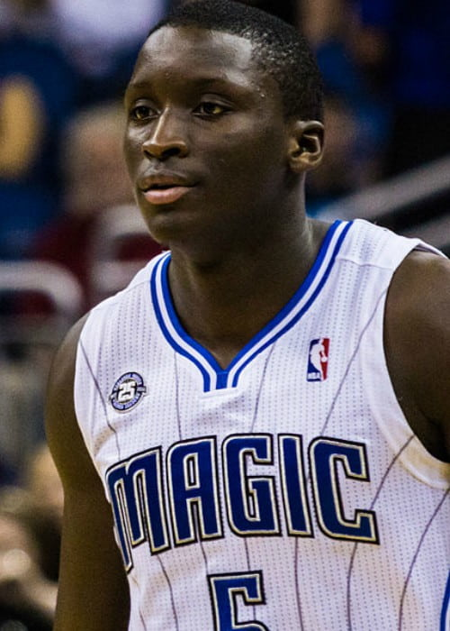 Victor Oladipo during a match in December 2013
