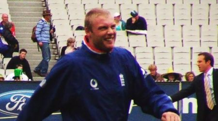 Andrew Flintoff Height, Weight, Age, Body Statistics