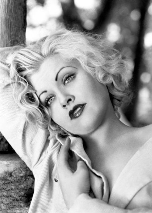 Barbara Pepper as seen in a publicity portrait