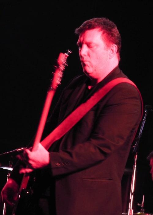 Ben Shepherd as seen during an event in 2015