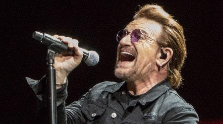 Bono Height, Weight, Age, Body Statistics