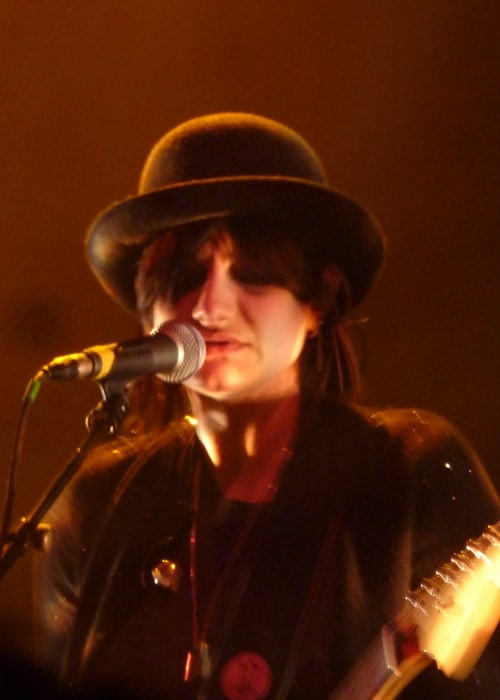 Camila Grey as seen while performing at Shepherd's Bush Empire on April 24, 2012
