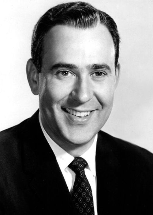 Carl Reiner as seen in 1960